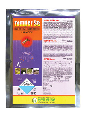 Temper SG - Manufacturer of Insecticide Supplier in Ahmedabad