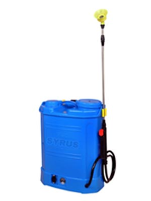 BATTERY SPRAYER 12×8